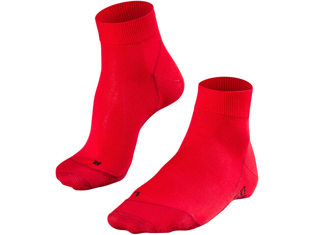 Falke Impulse Air Sokken Heren, scarlet